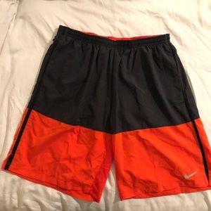NWOT - never worn L Nike running shorts